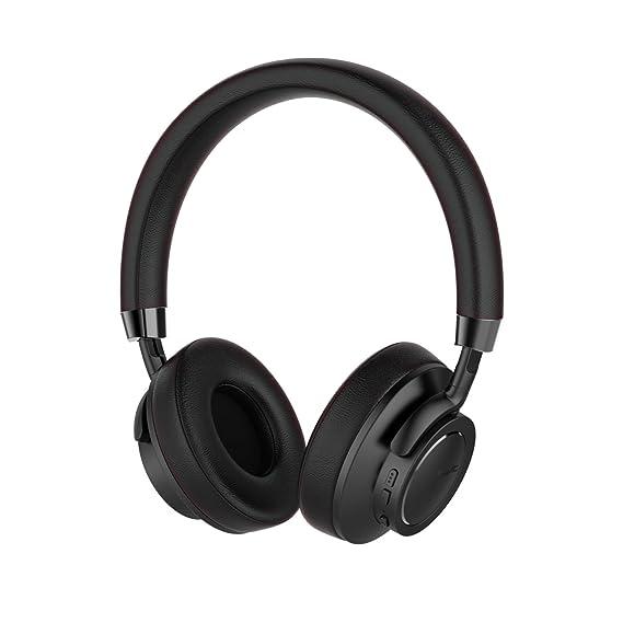 aee84b1c06c Bluetooth Headphone Over Ear HAVIT Hi-Fi Stereo Wireless Headset, Dual 40mm  Drivers,