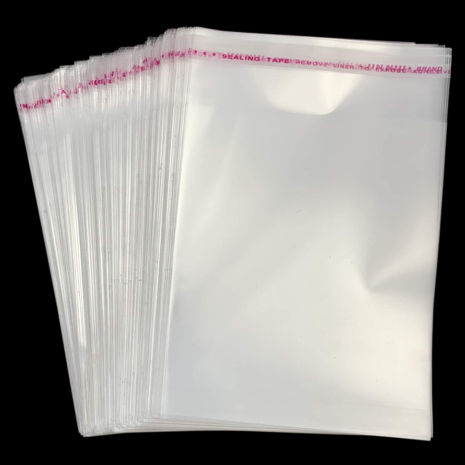 Soap 400 Pcs 4x6 Clear Resealable Cello//Cellophane Bags Good for Bakery Candle Cookie Poly Bags