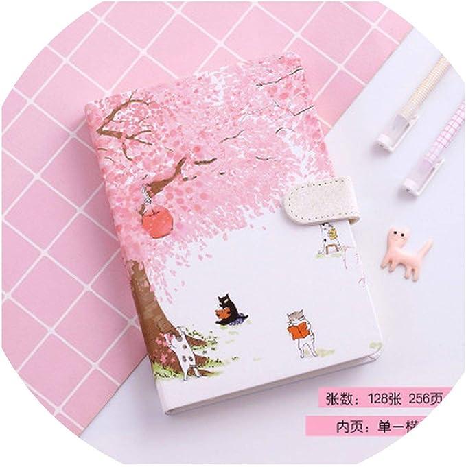 Amazon Com A5 Japanese Creative Sakura Stationery Gift For Girls
