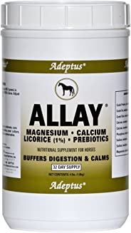 Allay magnesium, calcium, licorice, and prebiotics- 20108 - Bci