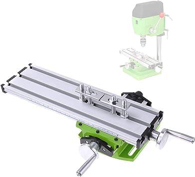 Soporte de perforación de precisión Mini Multifuncion Fresadora ...