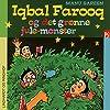 Iqbal Farooq og det grønne julemonster (Iqbal Farooq 9)