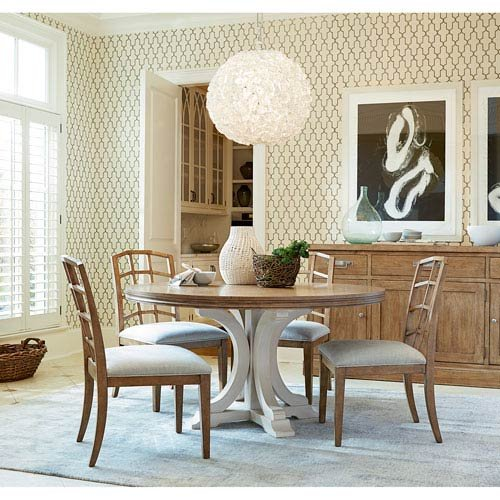 Universal Furniture Round Dining Table - 3