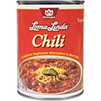 Loma Linda - Plant-Based - Chili (20 oz.) (Pack of 12) - Kosher