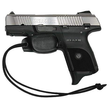 Galloway Precision Trigger Guard Holster for Ruger SR9, SR40, SR9c, and  SR40c Pistols