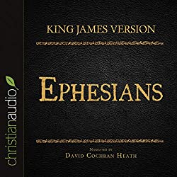 Holy Bible in Audio - King James Version: Ephesians