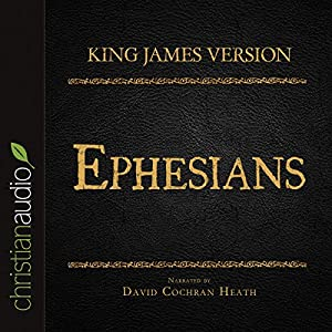 Holy Bible in Audio - King James Version: Ephesians Audiobook