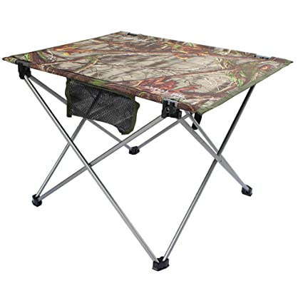 Amazon.com: Mesa de camping Urltra-Light Súper portátil ...