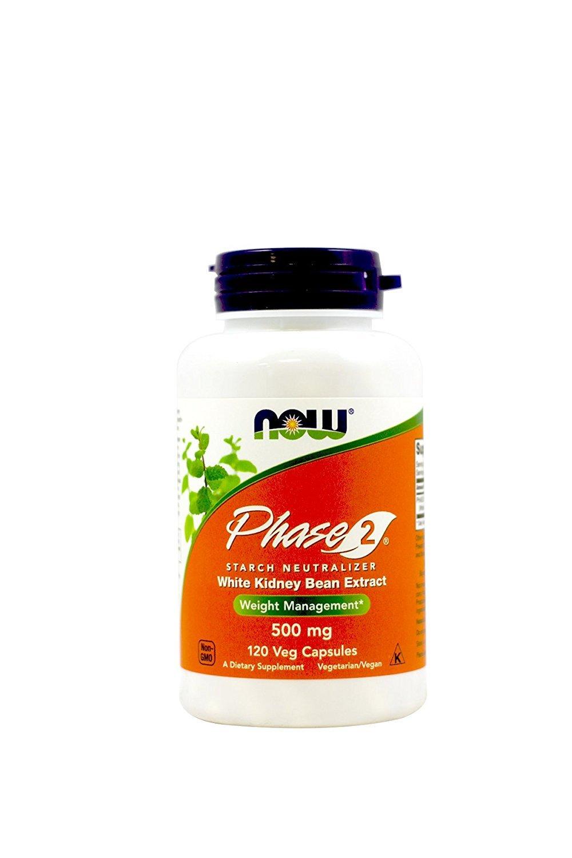 Phase-2 500 mg 120 VegiCaps Pack of 2