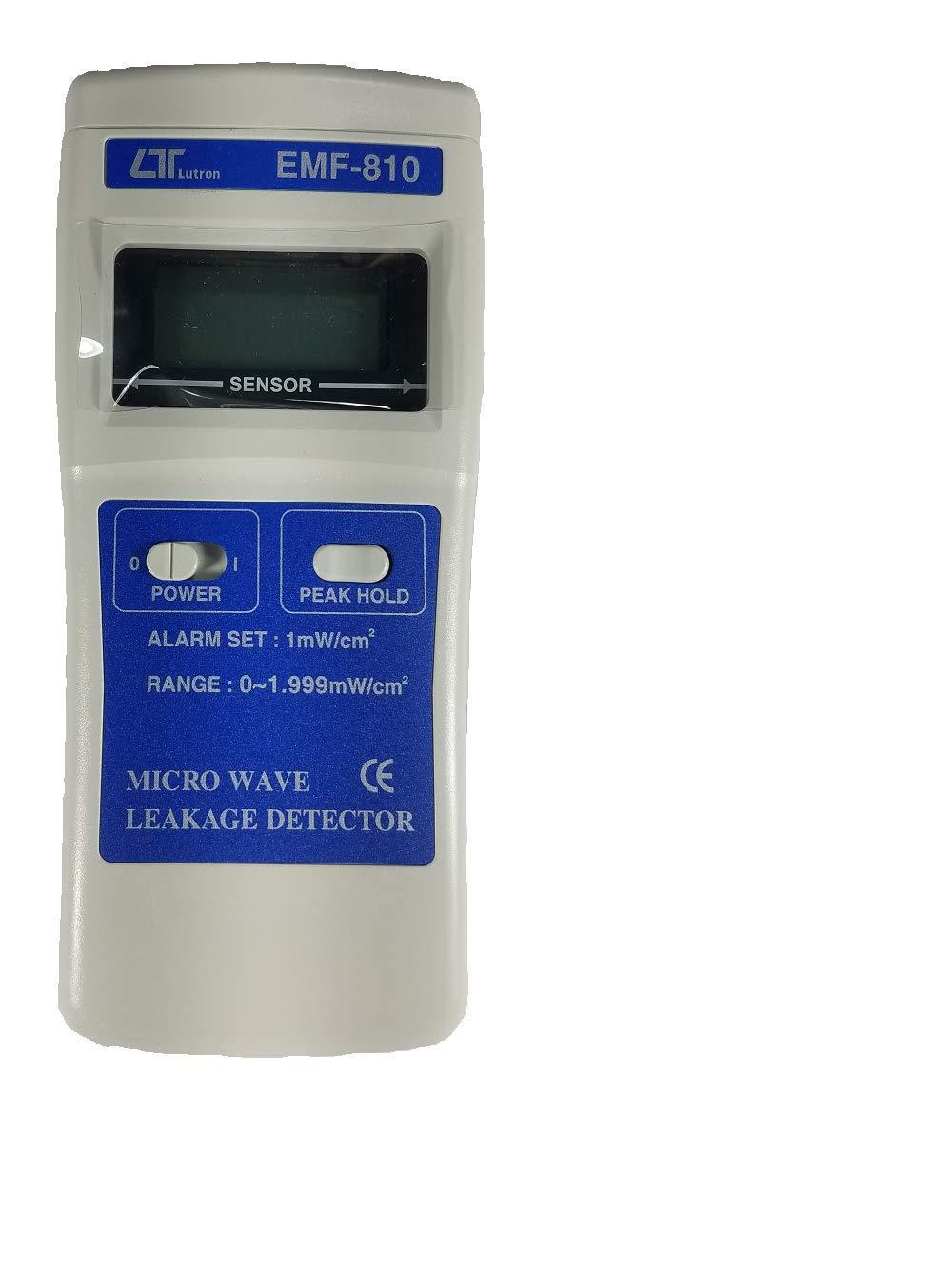 Medidor de 2,4 GHz para hornos microondas: Amazon.es: Industria ...