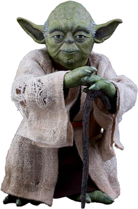 Hot Toys Star Wars Episode V figurine 1//6 Yoda