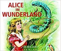Book ALICE IM WUNDERLAND - AUDIOBOO