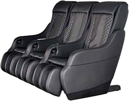 Amazon Com Home Theater Seating Rv Movie Theater Chair Pu Leather Power Sofa Set 3pcs With Calf Air Massage Back Massageer 4 Point Massage Chair Modern Sofa Usb Charging Interface For Living Room