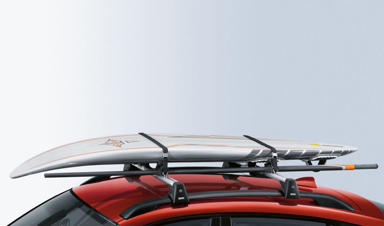 Soporte para baca de coche BMW 82729402896, para tablas de surf: Amazon.es: Coche y moto