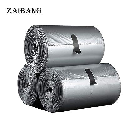 Zaibang bolsas de basura, 45 cm de ancho x 50 cm de largo ...