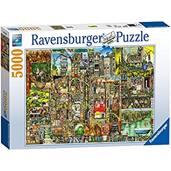 Ravensburger world map 1665 3000 piece for Custom 5000 piece puzzle