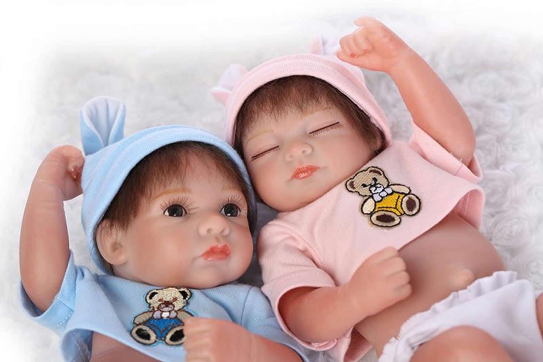 Amazon.com: NPK 10 inch realista individual Tiny Baby Dolls ...