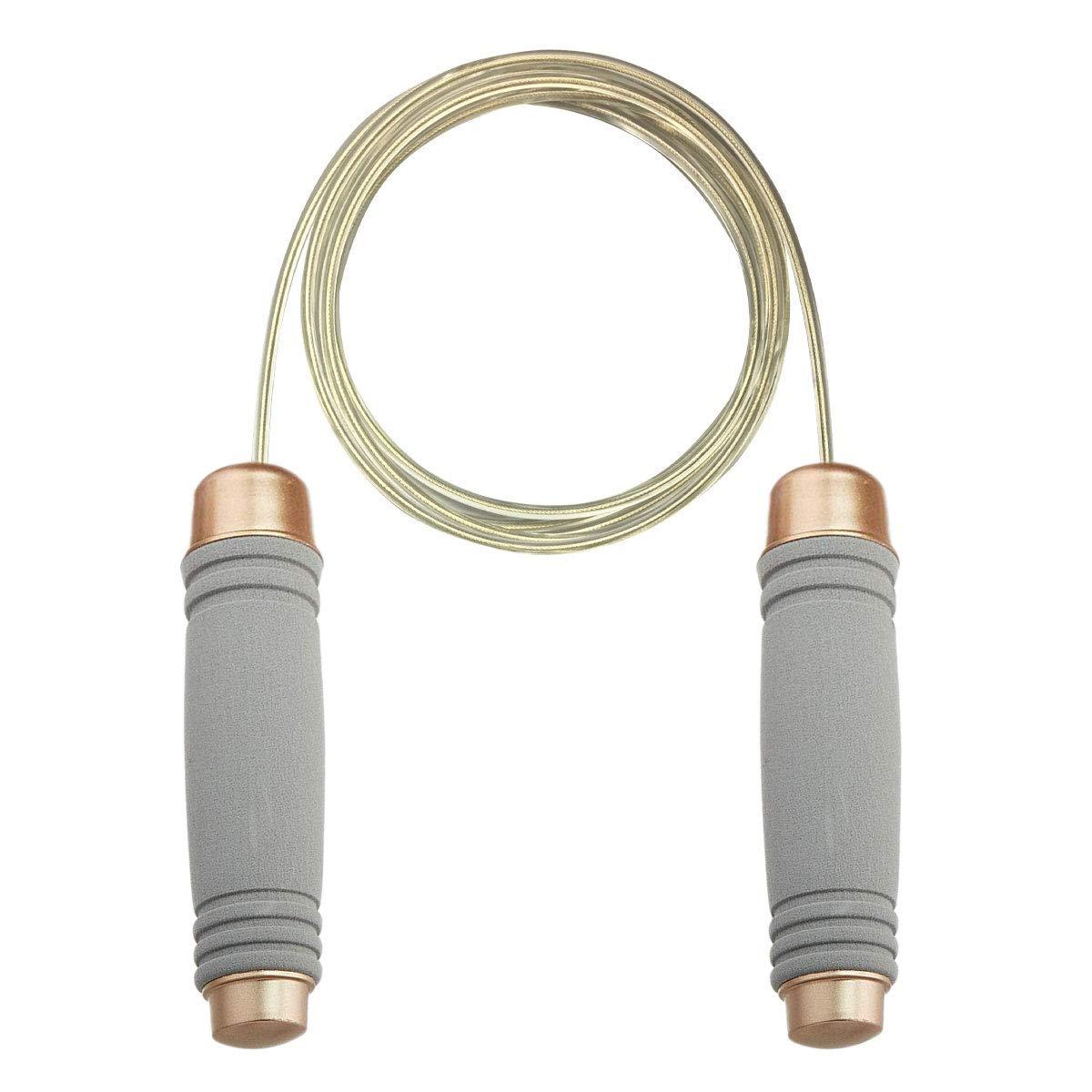 Professional Adjustable Steel Wire Durable Easy to Adjust Premium Jump Rope