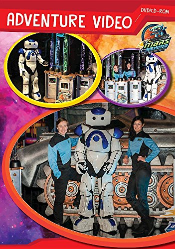 Vacation Bible School (VBS) 2019 To Mars and Beyond Adventure Video DVD/CD-ROM: Explore Where God's Power Can Take -