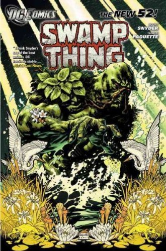 Price comparison product image Swamp Thing Vol. 1: Raise Them Bones (The New 52)