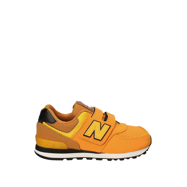 New Balance KV574YTY, Zapatillas infantil 38.5 EU|Amarillo