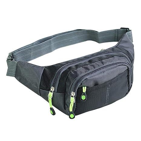 76947f6ee16e Amazon.com : XDH-RTS Outdoor Sports Bag Waterproof Nylon Waist Bag ...