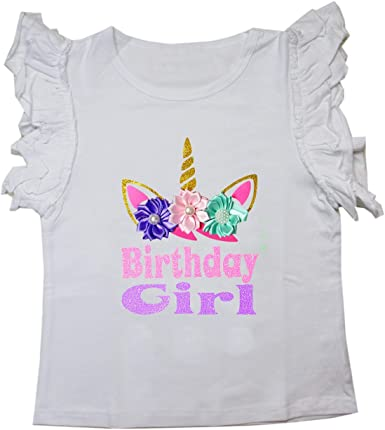 Girls Sizes 6 7 or 8 White /& Rainbow Flutter Tank NEW Wishes Sequin