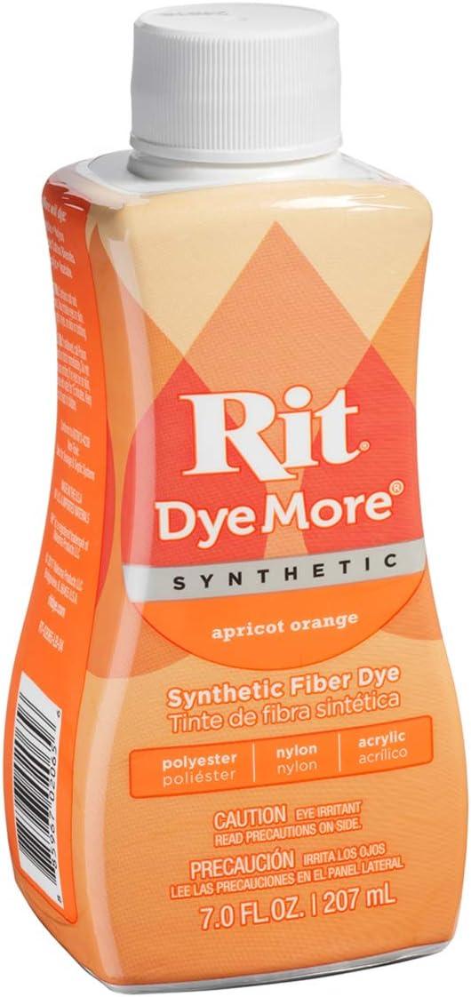 Rit DyeMore Liquid Dye, Apricot Orange