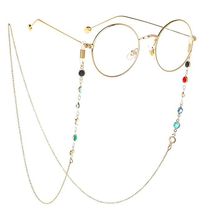 Amazon.com: LANG XUAN - Cordones para gafas de lectura y ...