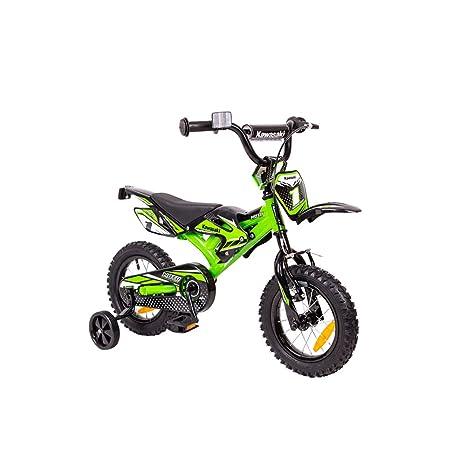 Kawasaki Kids Bike kasaii Moto 12 Pulgadas - Bicicleta Infantil ...