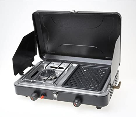 GoSystem - Dynasty Duo grabadora de hornillo de gas para ...