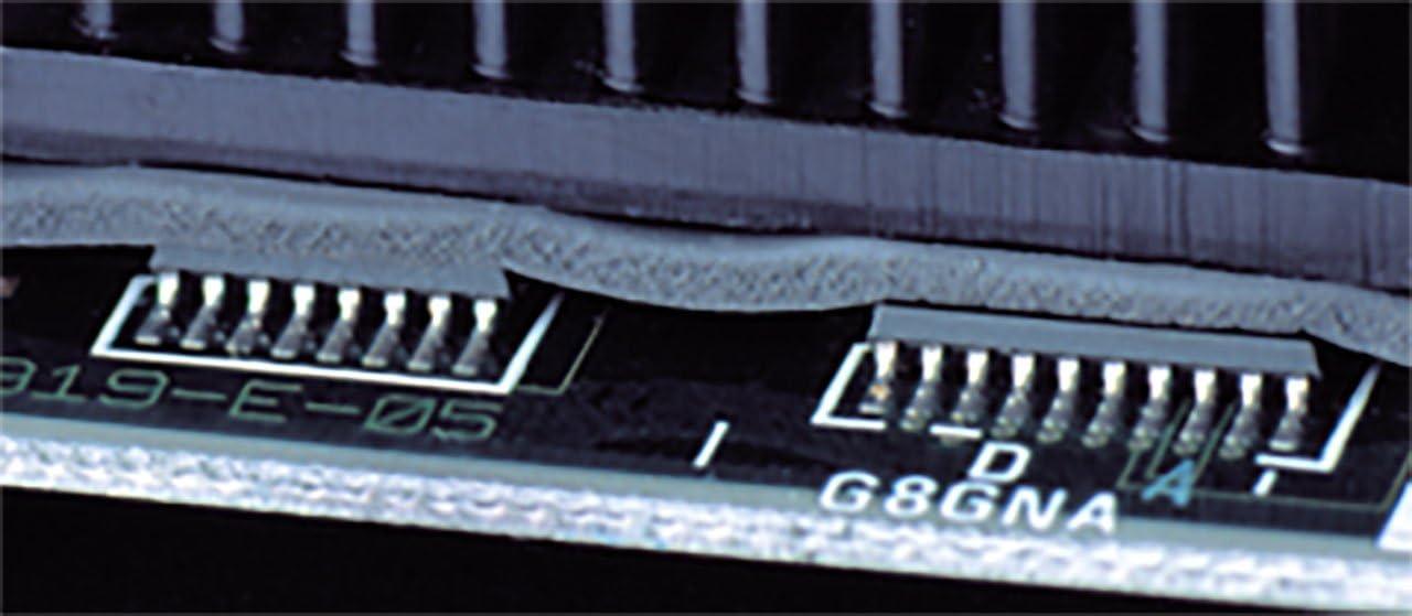 Thermal Conductivity 17.0 W//mK Fujipoly//mod//smart Ultra Extreme XR-m Thermal Pad 60 x 50 x 0.5