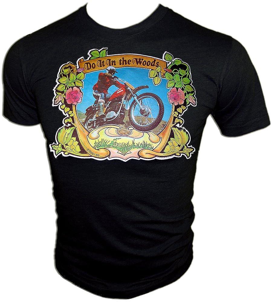 Amazon.com: clásico 1975 Motocross Enduro motocicleta Flat ...