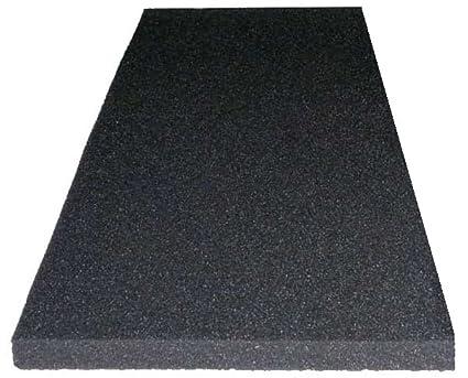 Inspira espuma acústica - Poliuretano (no inflamable clase o) - 2000 mm x 1000 mm x 75 mm de grosor: Amazon.es: Bricolaje y herramientas
