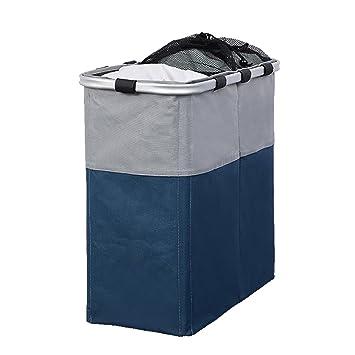 Large Laundry Sorter Mesmerizing Amazon Moyad Collapsible Laundry Sorter 60 Section Laundry