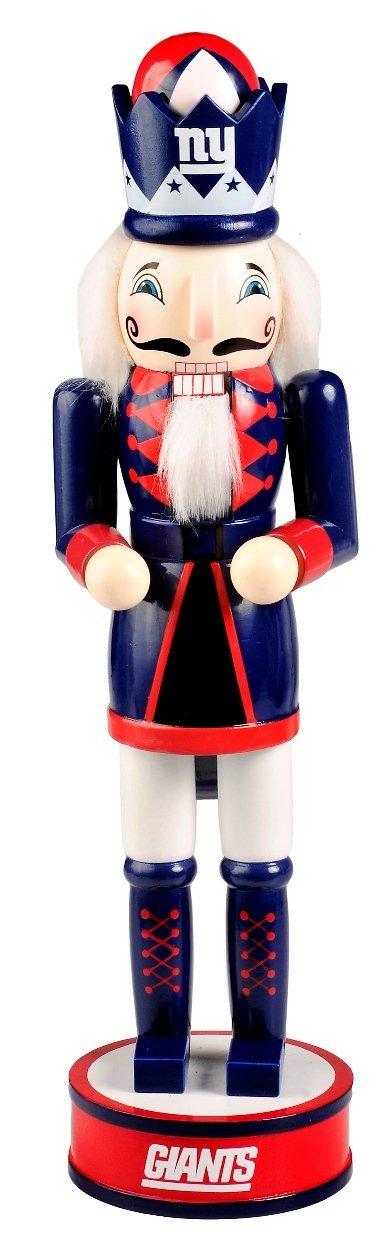 FOCO New York Giants 14'' Holiday Nutcracker