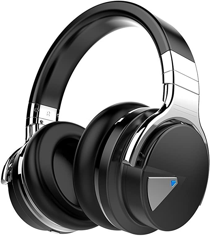 Bluetooth Over- Ear Headphones with noise cancellation
