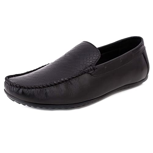 Leather Moccasins and Loafers