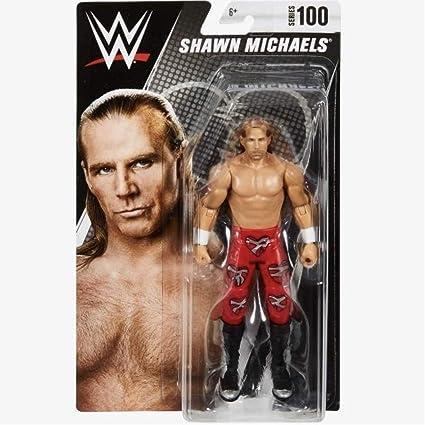 WWE MATTEL ELITE WRESTLEMANIA 33 SHAWN MICHAELS XII HBK WHITE GEAR
