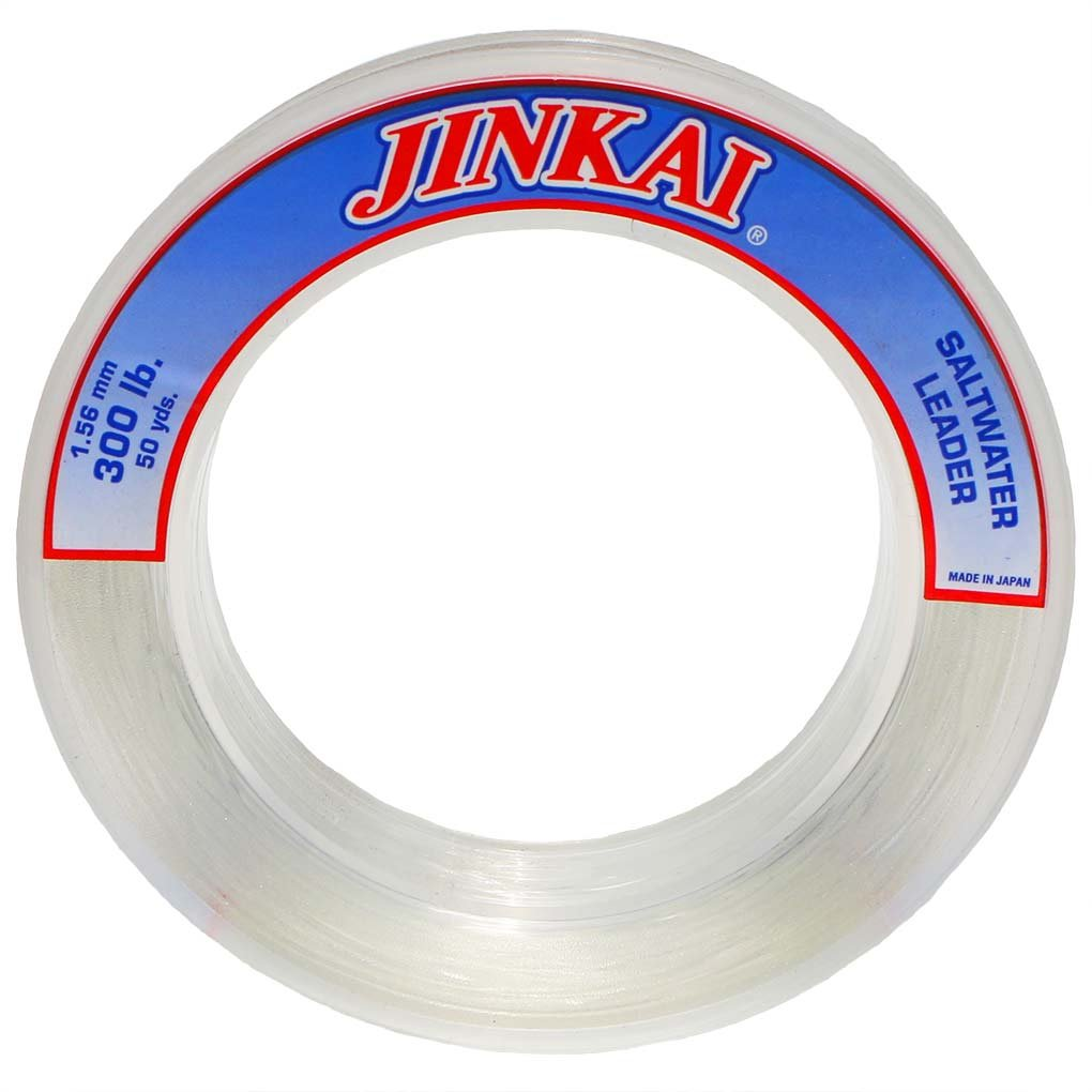 【史上最も激安】 ( 150 (50yds)) - Jinkai Jinkai Premium 150 Monofilament Leader Dispensers Monofilament 20 - 300 Crystal Clear B01F6QA4V2, 天然石 インペリアルオーラ:fb4ceb23 --- a0267596.xsph.ru