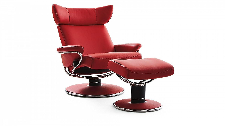 El estrés sin Jazz de sillón con reposapiés (M) de colour ...