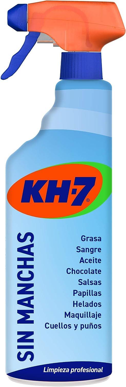 KH-7 Sinmanchas - Quitamanchas prelavado pulverizador - 750 ml ...
