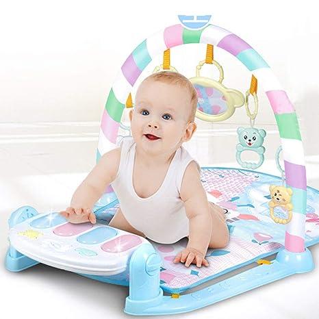 Wildlead Juguetes del beb/é,Ni/ños Ni/ños Juguetes del beb/é del Estante de la Aptitud Manta de m/úsica para Piano Jugar Plastic Intelectual Development