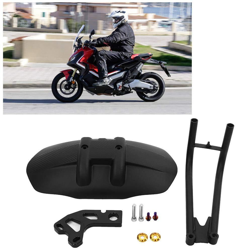 1 PC de guardabarros trasero de aluminio CNC para motocicleta cubierta de guardabarros Mud Guard para Honda X-ADV 2017-2018. Motorcycle Mudguard