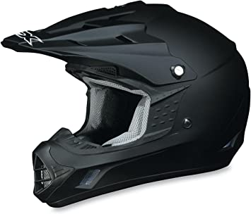 AFX FX-17 Solid MX ATV Motocross Offroad Helmet