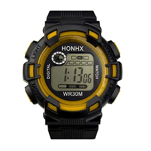Military Watches for Women, DYTA Silicone Watch Strap Digital Watches on Clearance Under 10 Sport