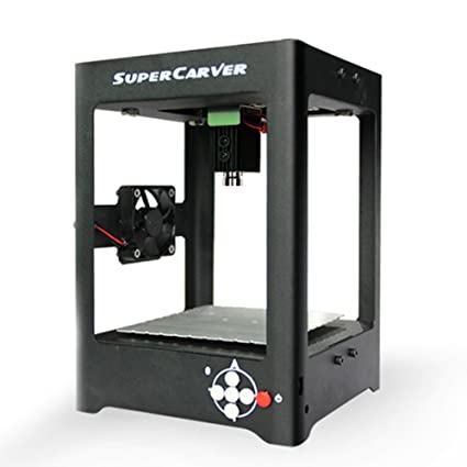 Amazon.com: supercarver® 1000 mW DIY láser grabador USB ...