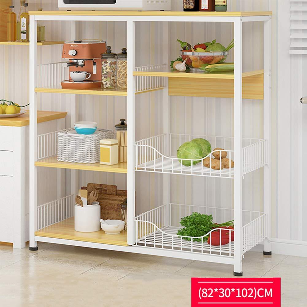 Amazon.com: Kitchen Shelves Shelf Shelving Storage Unit ...