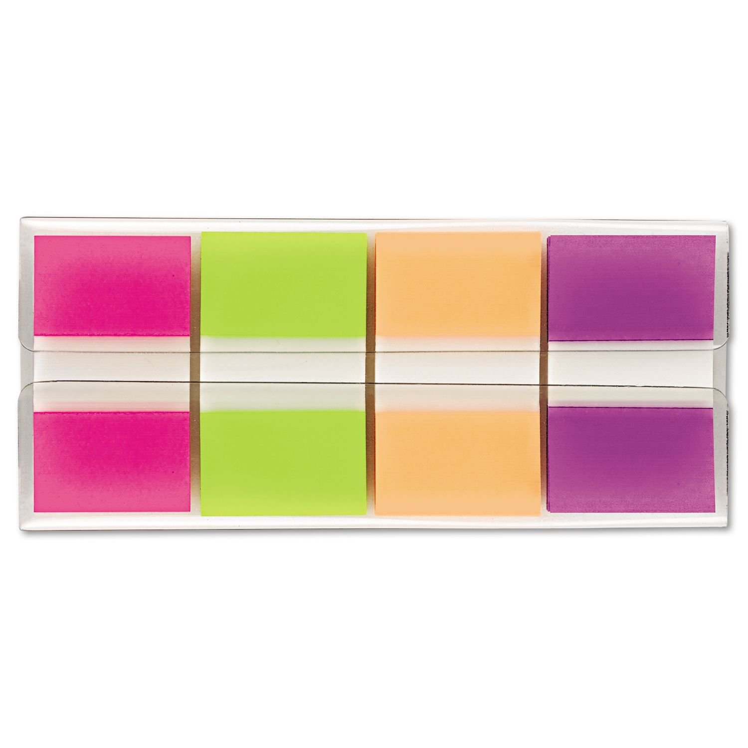 Post-it 680PGOP2 Post-it Portable Flags, 1'', 160/PK, Bright Assorted