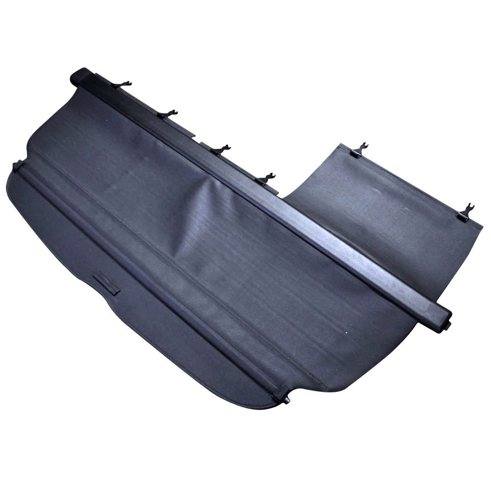 Free-motor802 Cargo Cover Fits 2007-2011 Honda CRV   OE Factory Style Black Retractable Rear Security Trunk Cover by Free-Motor802 (Image #1)